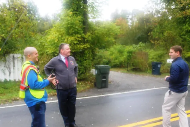 Daily Voice: State Sen. Murphy, Chief Of Staff Jump Into Action After Two-Car Crash On Route 6N
