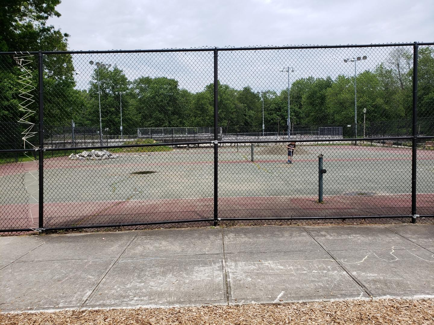 News 12: Residents: Yorktown parks are unusable and dangerous