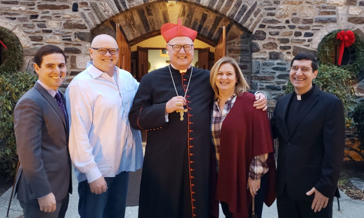 YORKTOWN HEIGHTS, NY – On Saturday, Yorktown Supervisor Matt Slater, Yorktown Police Chief Robert Noble and Monsignor Joseph Giandurco of St. Patrick's Parish welcomed Timothy Cardinal Dolan to Yorktown.  They toured St. Patrick's Old Stone Church which was one of the sites of recent vandalism.  In total, Yorktown Police continue to investigate six sites of […]